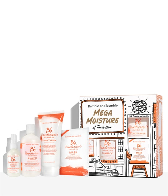 Mega Moisture at Times Hair Gift Set