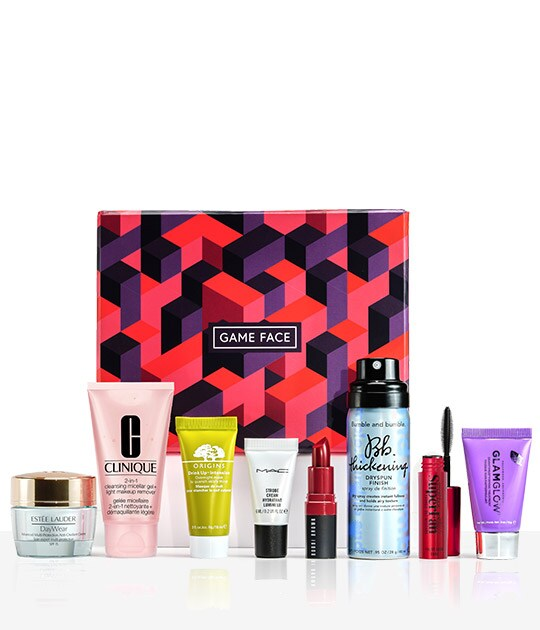 #GAMEFACE Beauty Box
