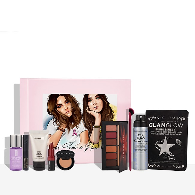 The Sam & Nic Edit Beauty Box